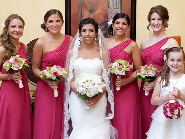 Tmx 1460001956956 Bridal Party Hair Services Nj Denville, New Jersey wedding beauty