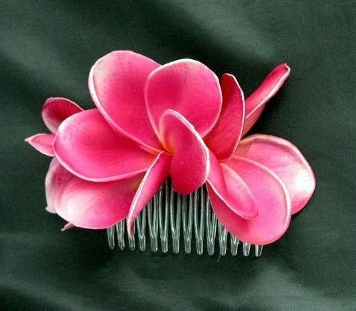 naturaltouchhaircombfuchsiafrangipani