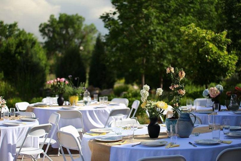 outdoor wedding 1