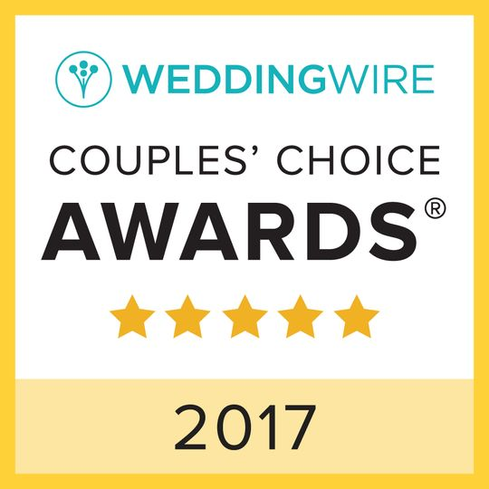 2017 Couples' Choice Award