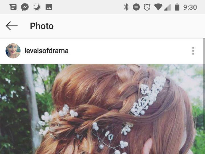 Tmx 1533735273 Dca84a4be61cbb7f 1533735270 Ff6b58d84ec699f5 1533735248432 6 Screenshot 2018080 West Springfield wedding beauty