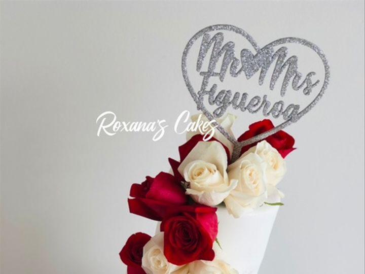 Tmx Wedding2021 51 40362 161521511921094 Elizabeth, NJ wedding cake
