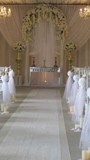Our beautiful chapel is the perfect wedding venue
