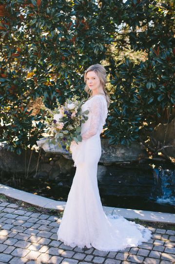 Angela Kim Couture Dress Attire Asheville Nc Weddingwire