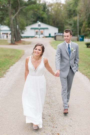Walking hand and hand (Kelley Stinson Photography)