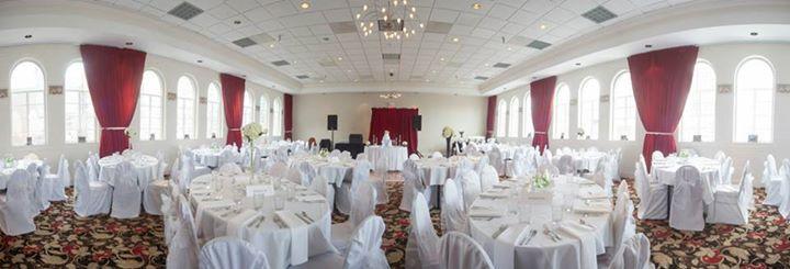 white wedding setup 51 52362