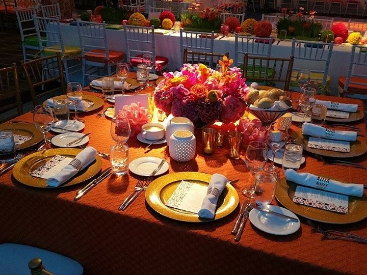 Tmx 1469656562381 Bnai Mitzvah Square Table Redwood City, CA wedding venue