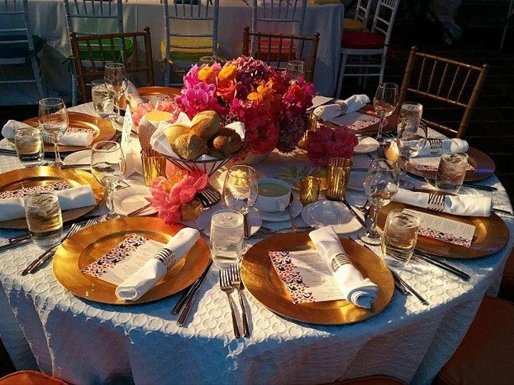 Tmx 1469656567599 Bnai Mitzvah Table Decor Redwood City, CA wedding venue