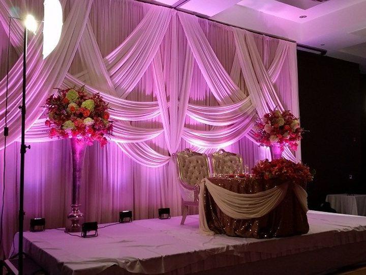 Tmx 1469656579045 Indian Wedding Backdrop2 Redwood City, CA wedding venue