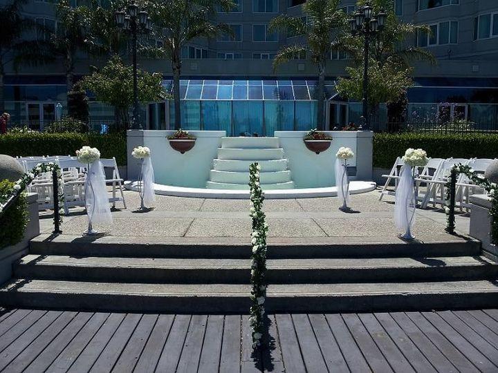 Tmx 1518662413 Fd43b1f84c84dc03 1518662412 4646202ca6e9f44f 1518662413165 6 Dock Ceremony  1 Redwood City, CA wedding venue