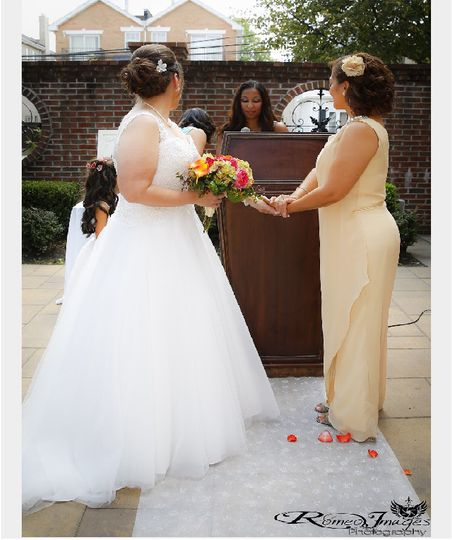 Iris and Eve Soto-Cruz's Weddi