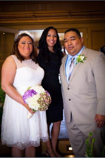 Mr.& Mrs. Hernandez