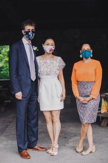 Mr. & Mrs. Kasper 8.4.2020