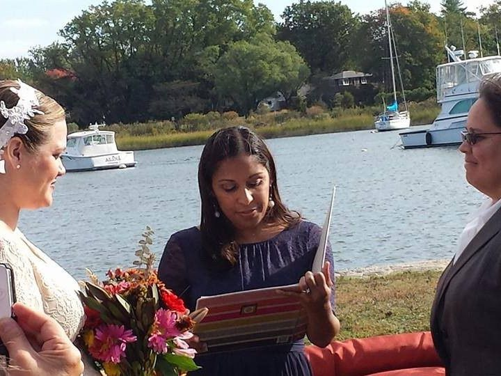 Tmx 1442256373263 Lissette 2 White Plains, New York wedding officiant