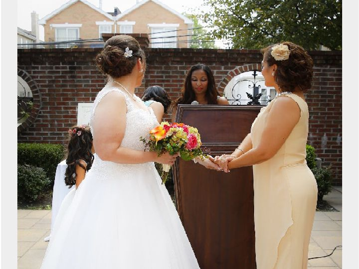 Tmx 1442256378901 Lissette 3 White Plains, New York wedding officiant