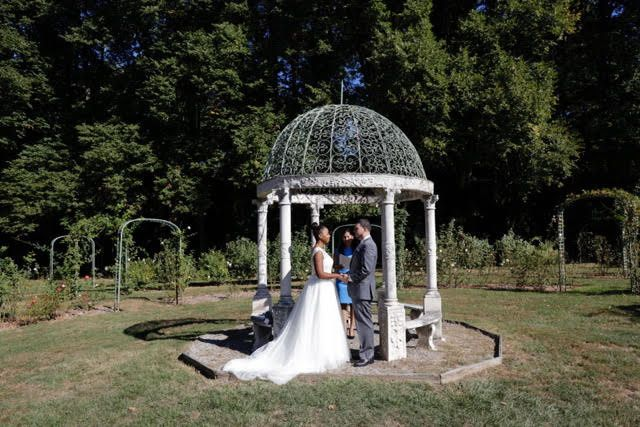 Tmx 1480738974320 Crystal Washington And Jay Scheins Wedding Ceremon White Plains, New York wedding officiant