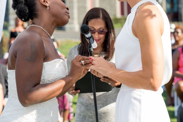 Tmx 1509324150203 Keishalizwedding0511 White Plains, New York wedding officiant