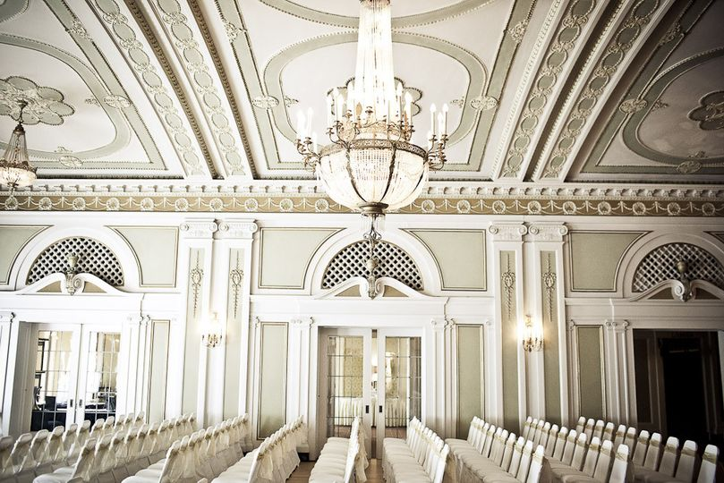 Greysolon Ballroom by Black Woods