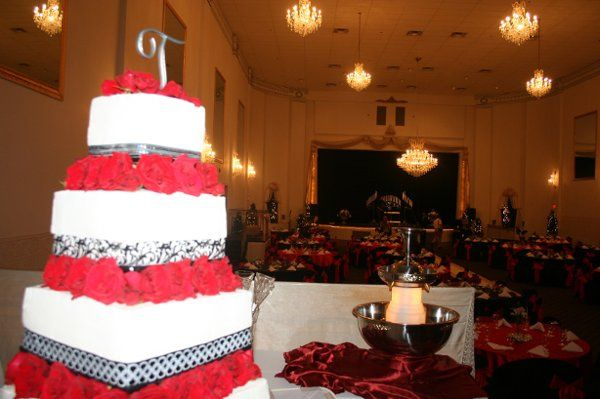 Tmx 1304374650369 IMG8021 Scottsburg wedding cake