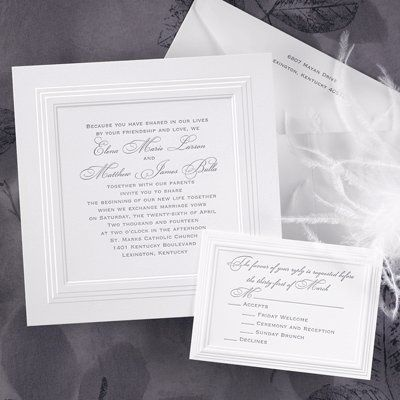 The Invitation Place Invitations Grandville Mi Weddingwire