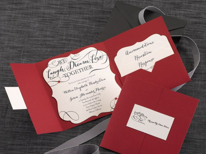 Tmx 1478535532647 Mixation3 Grandville, MI wedding invitation