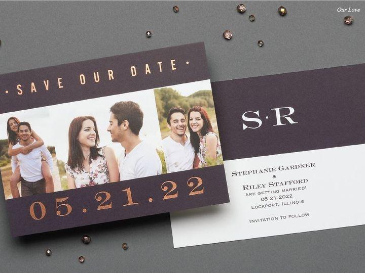 Tmx Capture15 51 174362 1562181255 Grandville, MI wedding invitation