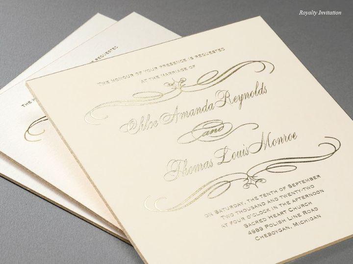 Tmx Capture3 51 174362 1562178553 Grandville, MI wedding invitation
