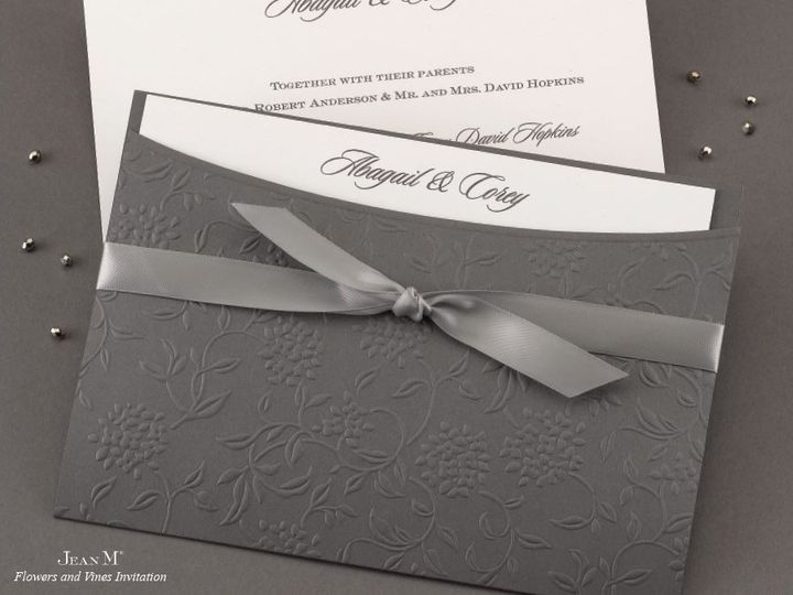 Tmx Capture4 51 174362 1562179626 Grandville, MI wedding invitation