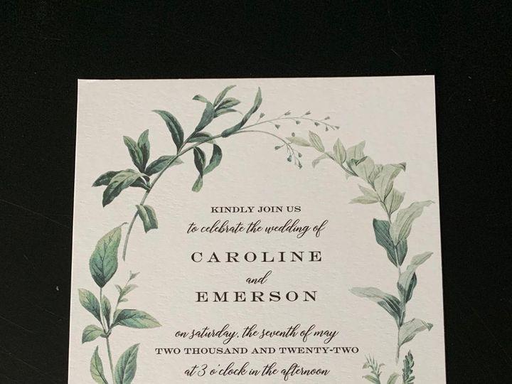 Tmx Img 2281 51 174362 1570117555 Grandville, MI wedding invitation
