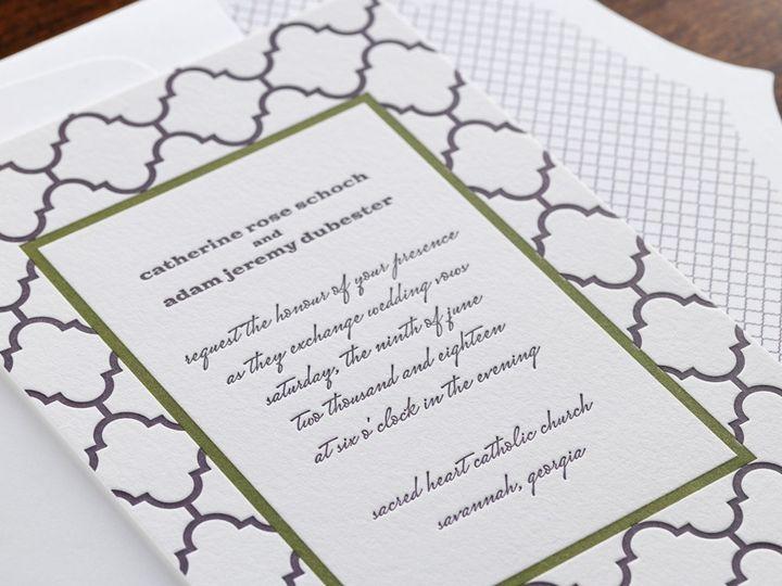 Tmx Let Fhw C Zd 51 174362 1562183989 Grandville, MI wedding invitation