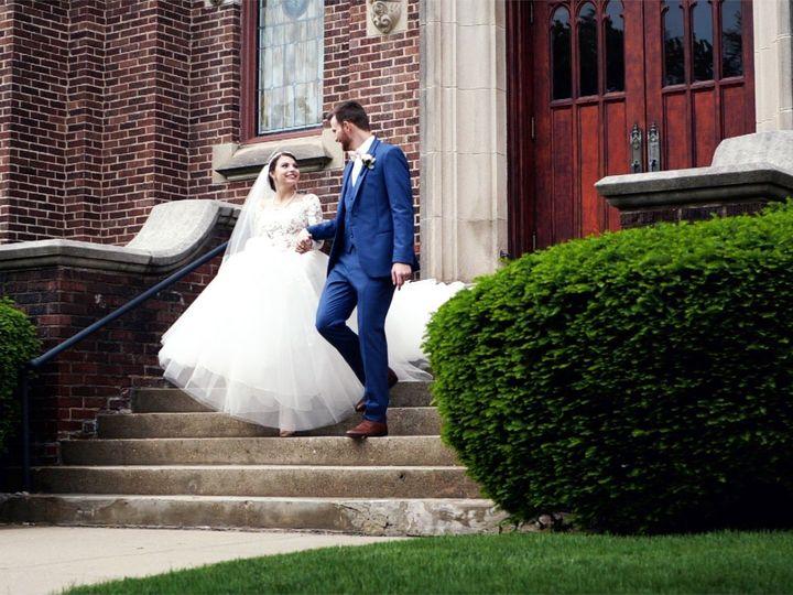 Tmx Leaving The Church 51 965362 1569010456 Grand Rapids, MI wedding videography