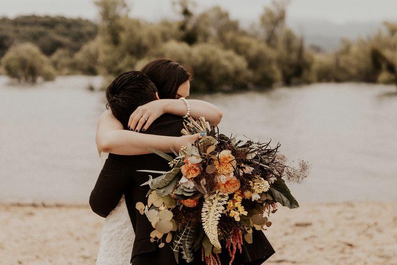 Lgbt adventure elopement