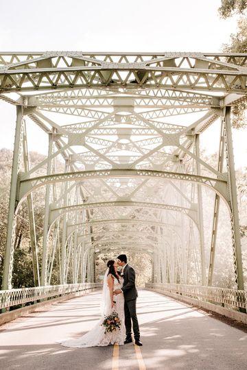 Applegate river wedding