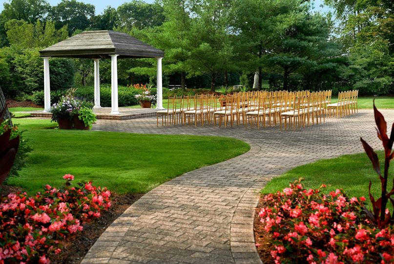 Outdoor Ceremony Are