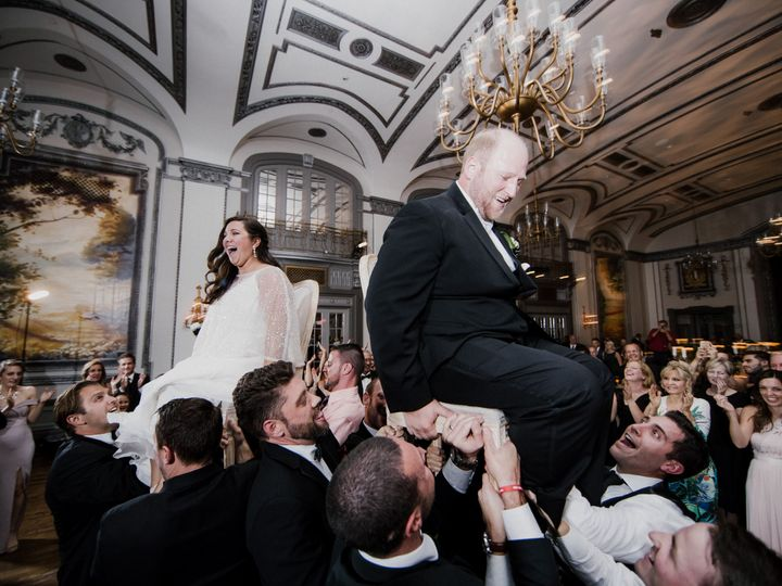 Tmx Crystal Chairs Dancing 51 476362 Cleveland, OH wedding venue