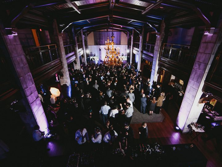 Tmx Tudor Reception Party 1 51 476362 Cleveland, OH wedding venue