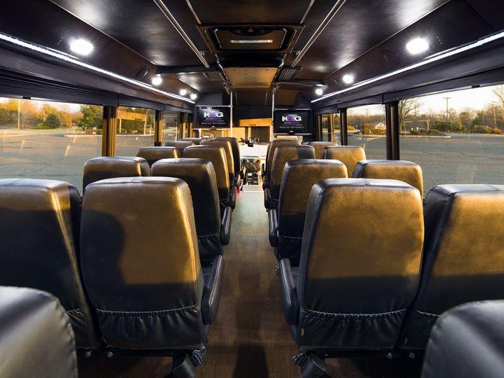 Tmx 1485288290341 Mini Bus 5 Phoenixville, PA wedding transportation