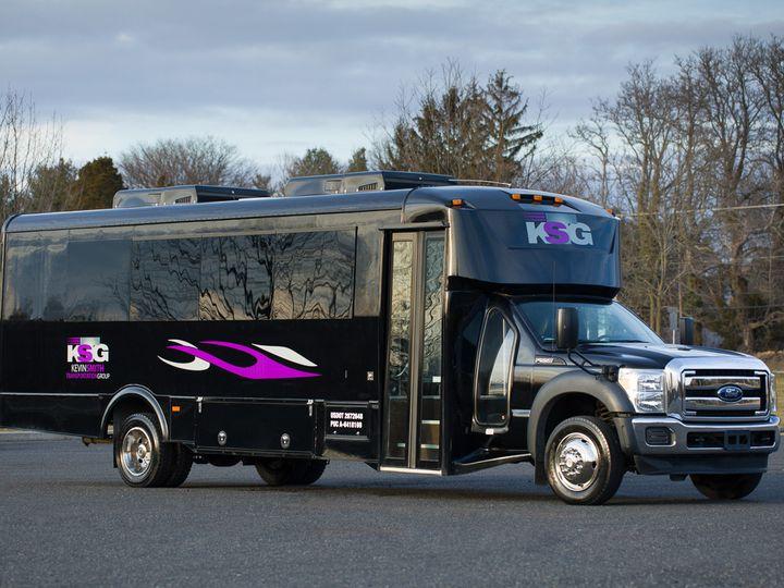 Tmx 1485288290350 Mini Bus 1 Phoenixville, PA wedding transportation