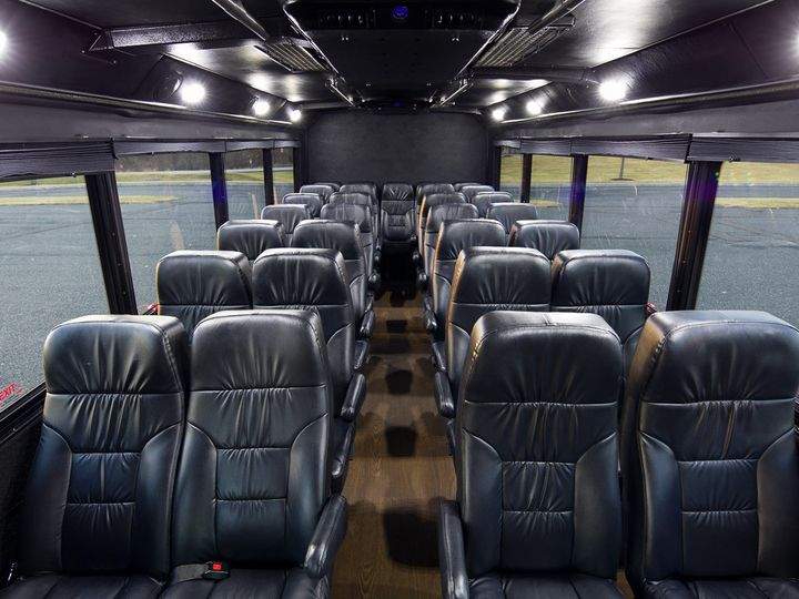 Tmx 1485288301770 Mini Bus 12 Phoenixville, PA wedding transportation