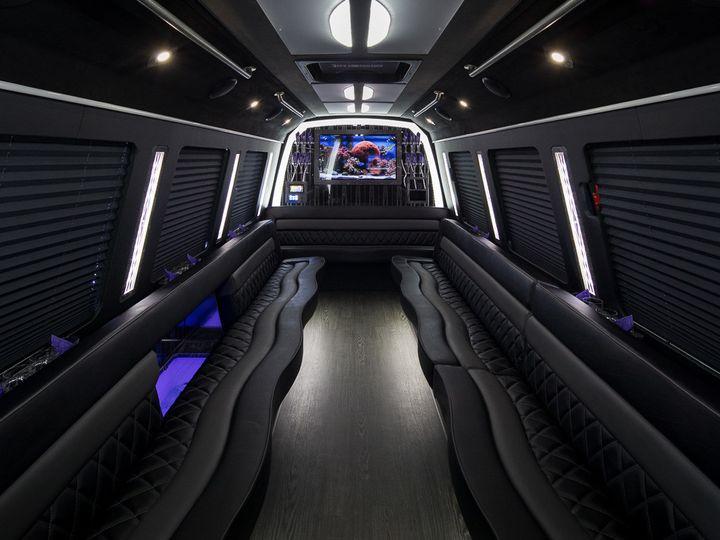 Tmx 1507303363228 Party Bus 401   17 Phoenixville, PA wedding transportation