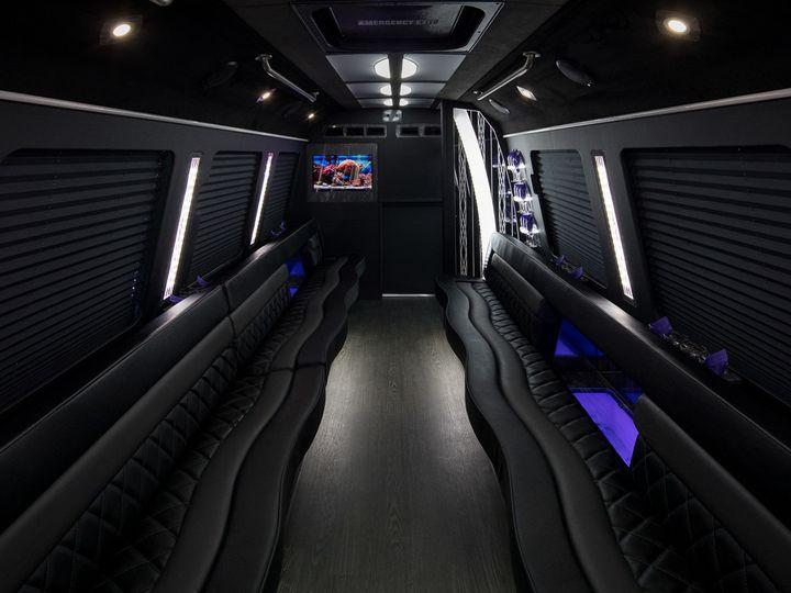 Tmx 1507303371649 Party Bus 401   18 Phoenixville, PA wedding transportation