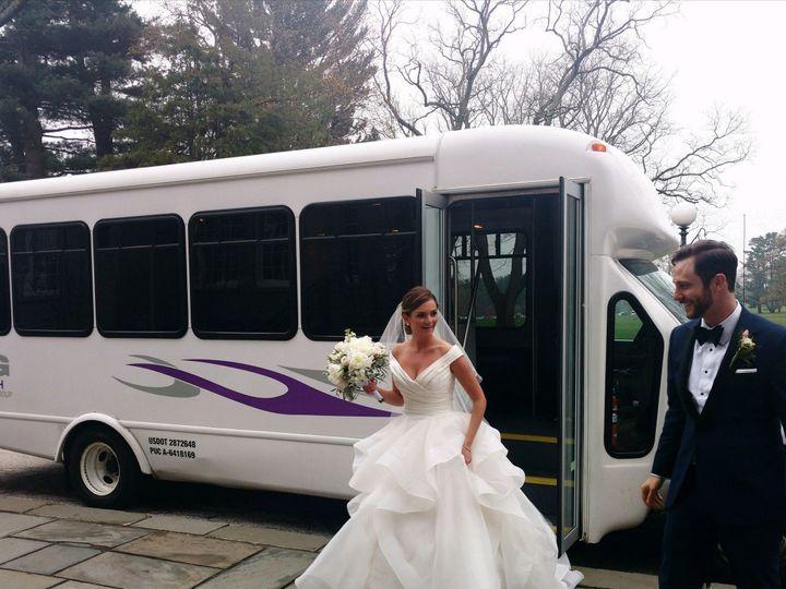 Tmx 1526314430 Fc5ad8326fdfbb39 1526314428 441841b334c3a5b5 1526314428780 11 IMG 20180427 1856 Phoenixville, PA wedding transportation