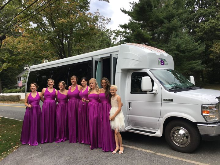 Tmx 1526314473 1fb4e2f8e82ba37f 1526314470 51b5e6eea7a753ee 1526314470315 14 IMG 0848 Phoenixville, PA wedding transportation
