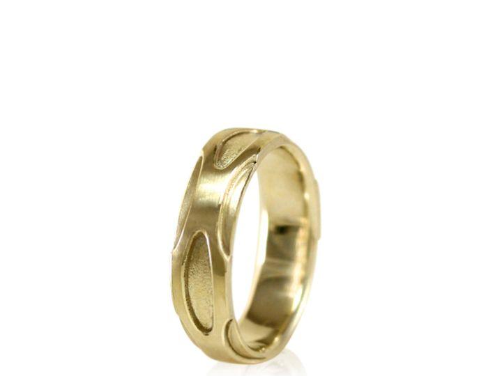 Tmx 1471471812858 Mechanical Band Ring Mens Engagement Ring Mens Wed Sebastopol wedding jewelry