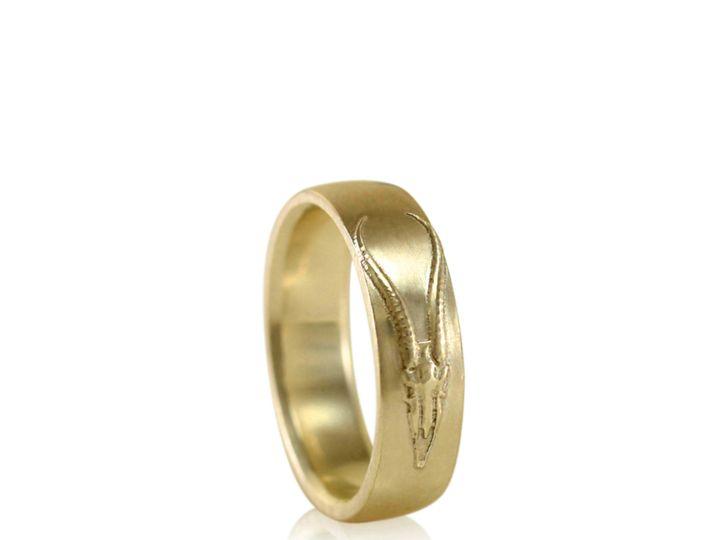 Tmx 1471471841862 Springbok Band Ring Mens Engagement Ring Mens Wedd Sebastopol wedding jewelry