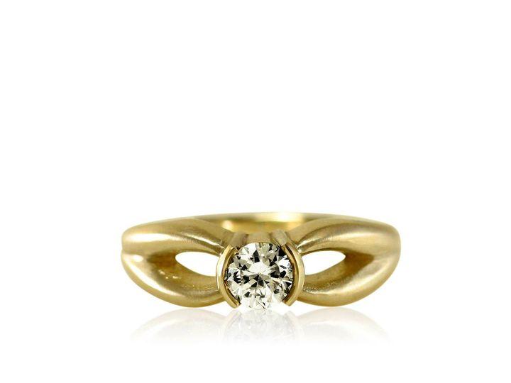 Tmx 1476472516111 Antler Moissanite Engagement Ring4 Sebastopol wedding jewelry