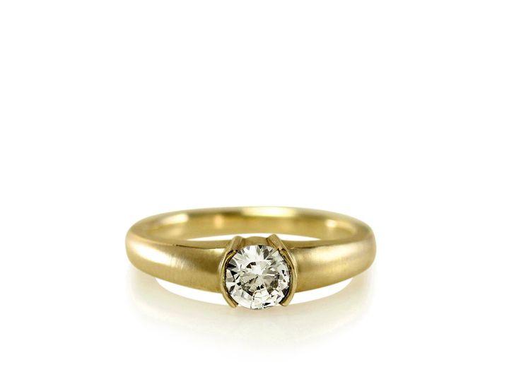 Tmx 1476472692788 Classic Moissanite Engagement Ring4 Sebastopol wedding jewelry