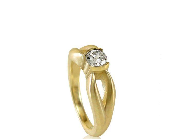Tmx 1476473187231 Antler Moissanite Engagement Ring3 Sebastopol wedding jewelry