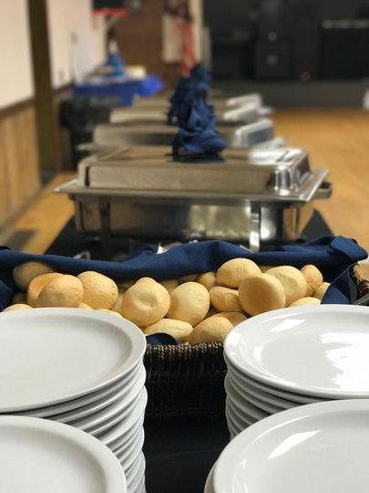 buffet w rolls 3