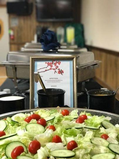 buffet w salad 4